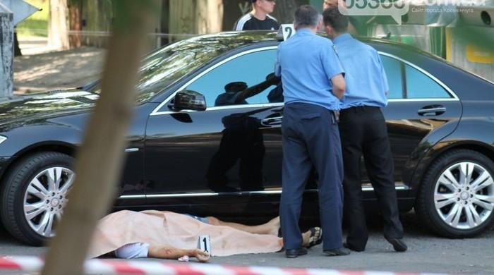 В МВД сообщили подробности убийства мэра Кременчуга