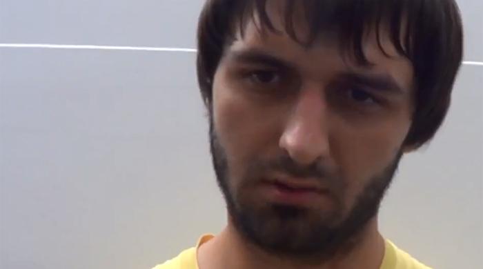 """Экс-вратарь """"Зари"""" задержан по подозрению в терроризме (Видео)"""