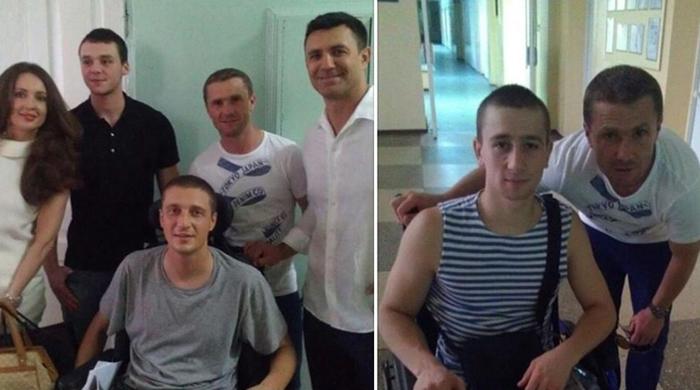 Ребров снова поддержал украинскую армию