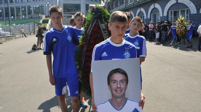 Прощание с Валентином Белькевичем (фото)