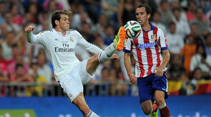 """Видео. """"Реал"""" – """"Атлетико"""" 1:2. Мадридское дерби. Классика"""