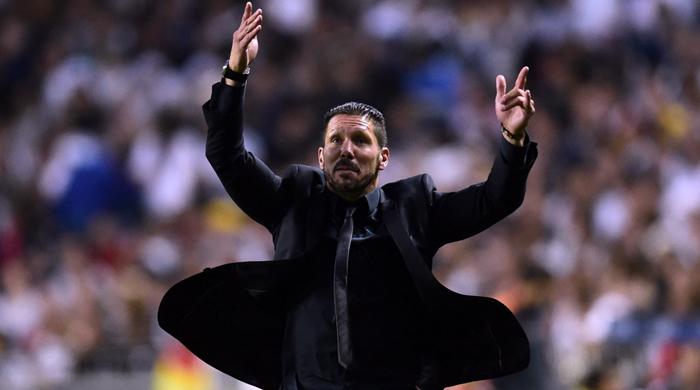 """Диего Симеоне опроверг слухи о своем уходе из """"Атлетико"""""""