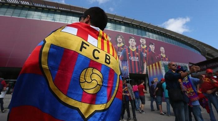 """FIFA запретила """"Барселоне"""" проводить трансферы"""