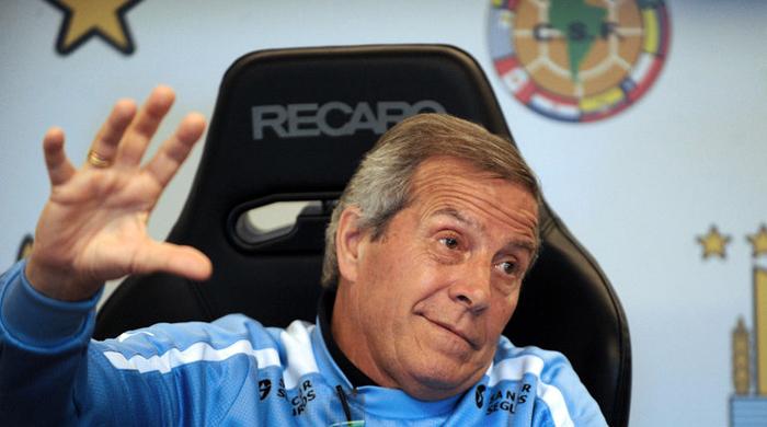 Уругвай продлил контракт с Табаресом