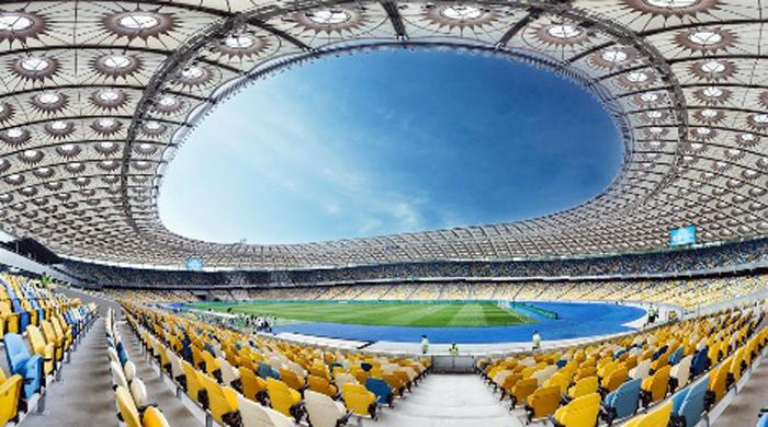Сборная Украины сыграет товарищеский матч с командой Молдовы