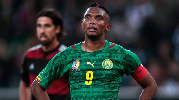 Это'О завершил карьеру в сборной Камеруна