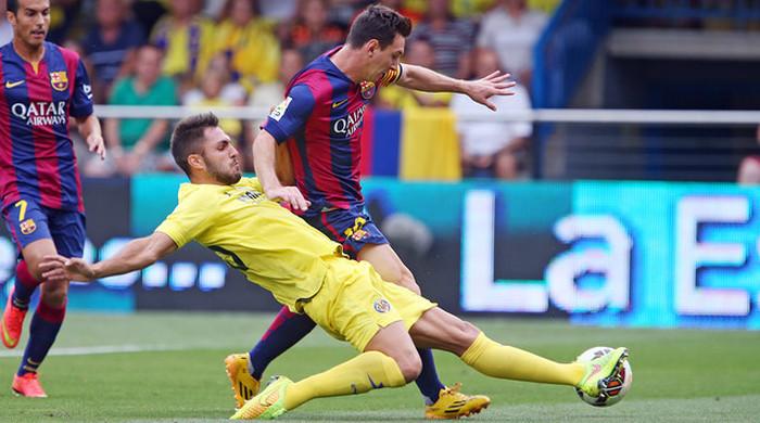 """Испания. 2 тур. """"Барселона"""" выгрызает победу"""