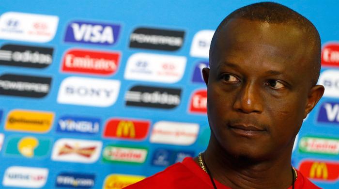 Квеси Аппиа на днях будет уволен из сборной Ганы