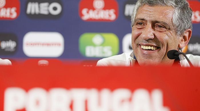 Сборная Португалии сменила тренера