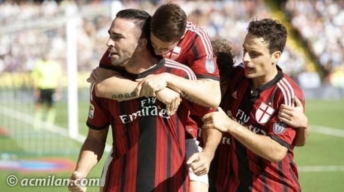 "Италия. 5 тур. ""Милан"" продолжает идти без побед"