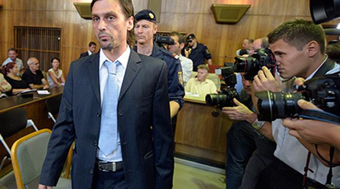 Австрийский футболист сядет в тюрьму за участие в договорных матчах
