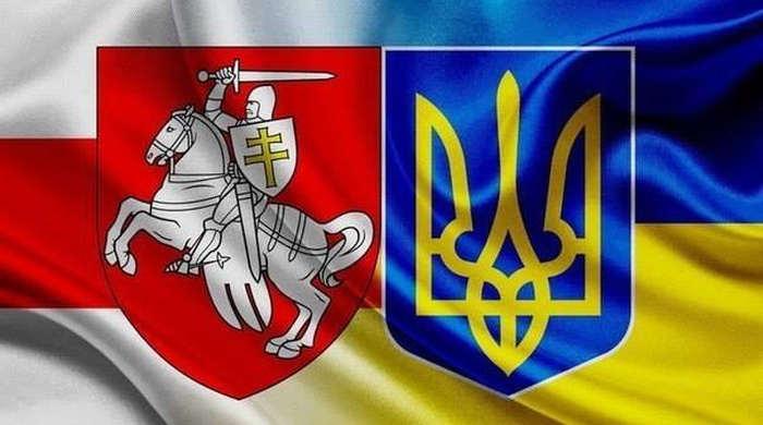 Украинцы научили белорусов песне про Путина (Видео)