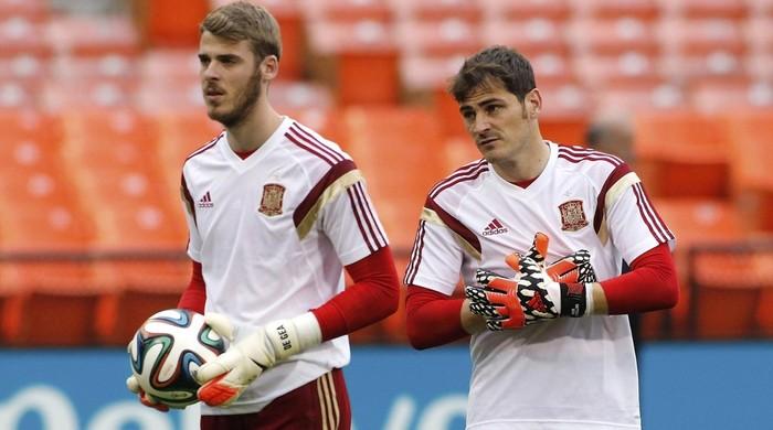 Более 80% испанцев не хотят видеть Касильяса в составе сборной