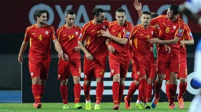 Македония несет потери