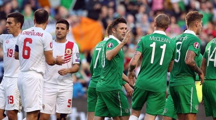 Квалификация Евро-2016. Группа D. Сборная Ирландии громит Гибралтар (Видео)