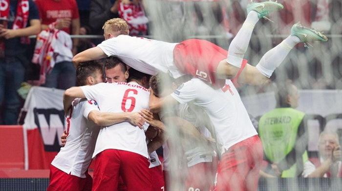 Квалификация Евро-2016. Группа D. Миля шокирует Германию, провал Грузии (Видео)