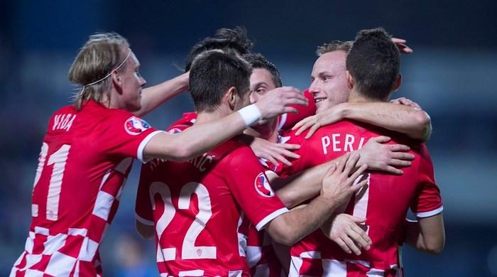 Квалификация Евро-2016. Группа Н. Хорватия уничтожила Азербайджан