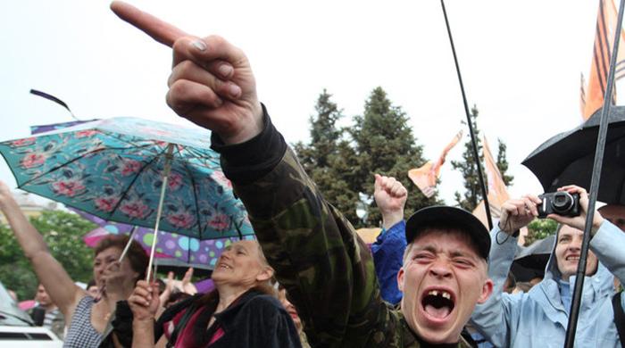В Луганске собираются создать сборную ЛНР по футболу