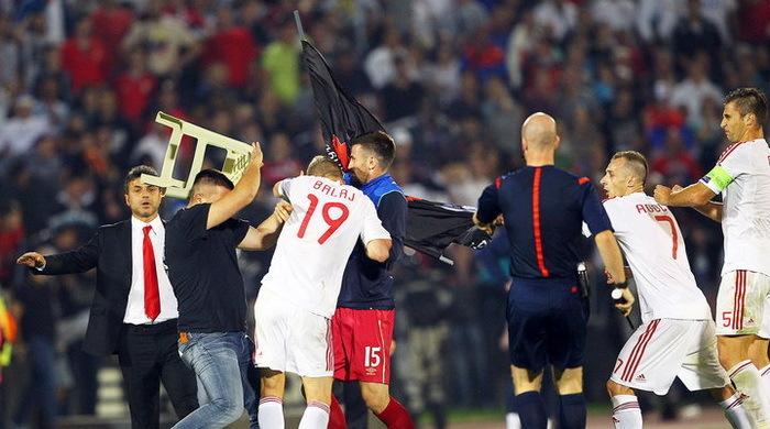 """Глава сербского МИД: """"Подними сербы флаг """"Великой Сербии"""" в Тиране, это уже было бы на повестке дня в Совбезе ООН"""""""