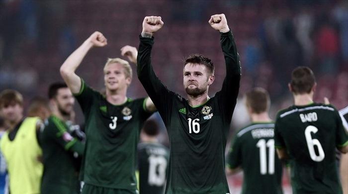 Квалификация Евро-2016. Группа F. Северная Ирландия продолжает удивлять (Видео)