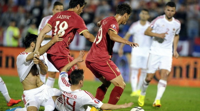 Капитан сборной Албании может быть дисквалифицирован на полтора года