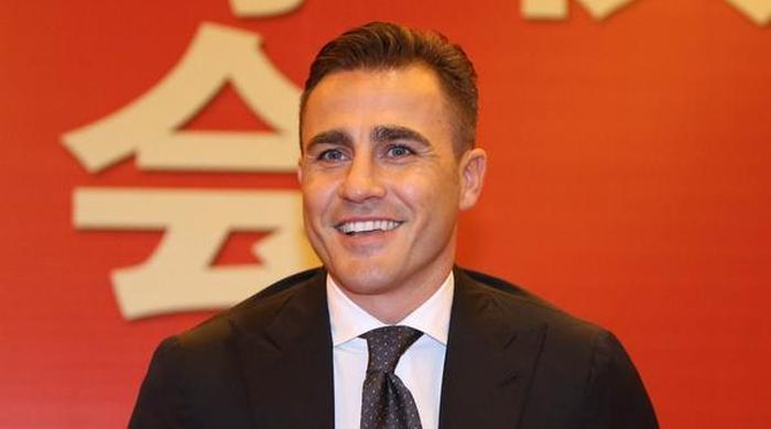 Фабио Каннаваро возглавил китайский клуб