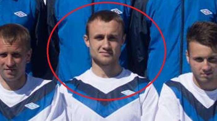 В матче за Суперкубок Ровенской области футболист отправил в нокдаун арбитра (Видео)