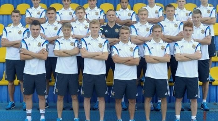 Сборная Украины U-19 разгромила сверстников из Болгарии