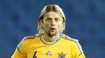 Анатолий Тимощук вышел на второе место по числу матчей в роли капитана сборной Украины