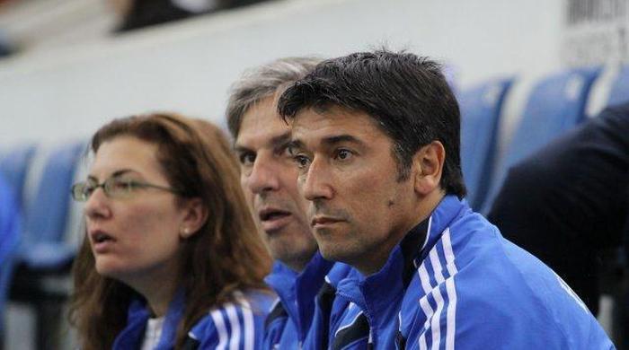 Главным тренером сборной Греции пока будет грек