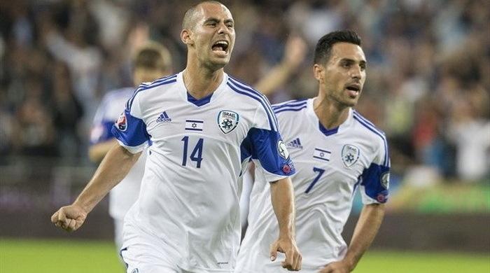 Квалификация Евро-2016. Группа В. Израиль громит Боснию и возглавляет группу