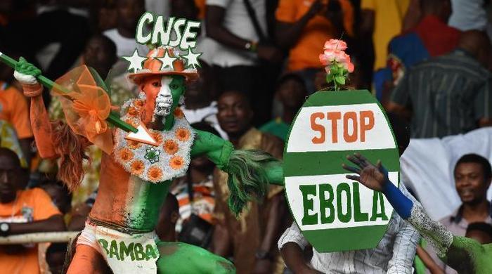 Лучшие футболисты мира против Эболы (Видео)