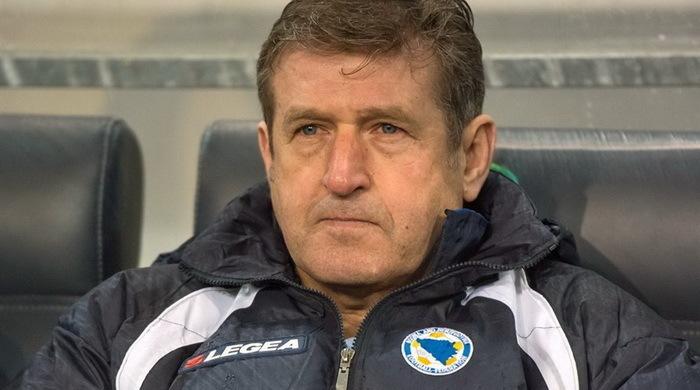 Босния осталась без тренера
