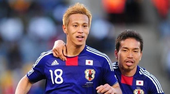 Япония обыграла Австралию в товарищеском матче