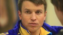 Руслан Ротань в десятый раз вывел сборную Украины на поле в качестве капитана