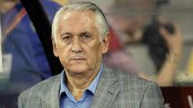 Михаил Фоменко провёл 20-й матч у руля сборной Украины