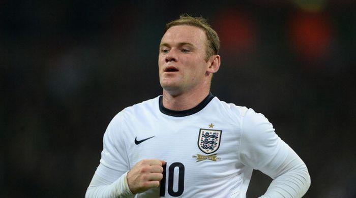 Руни забивает, Англия побеждает