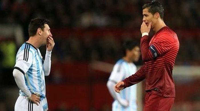 Португалия - Аргентина 1:0. Месси? Роналду? Геррейро! (Видео)