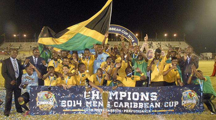Сборная Ямайки в шестой раз стала обладателем Карибского кубка