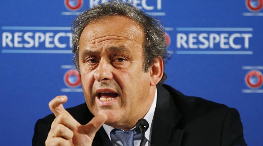 СМИ: Мишель Платини может стать президентом ФИФА