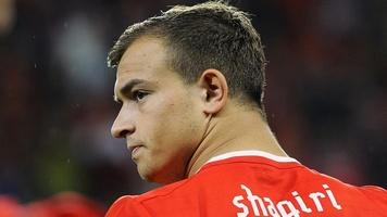 """Sky Sports: Шердан Шакири в ближайшее время перейдет в """"Манчестер Юнайтед"""""""