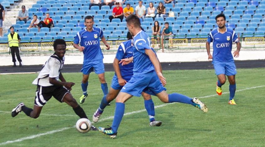 В Молдове клуб снялся с чемпионата из-за неудачного старта в сезоне