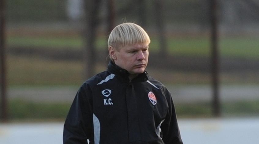 """Ковалев: """"В матче с басками необходимо расставить все точки над і"""""""