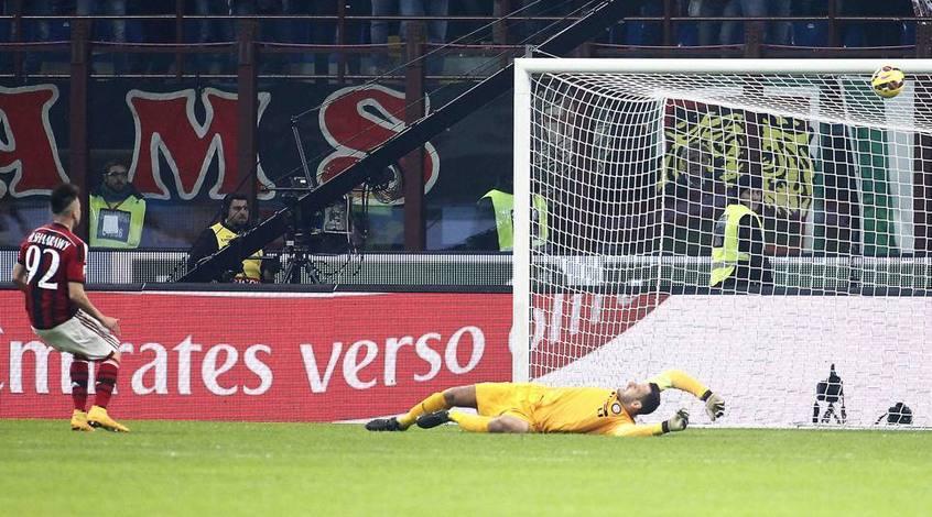 """""""Милан"""" - """"Интер"""". Неприятное доказательство"""