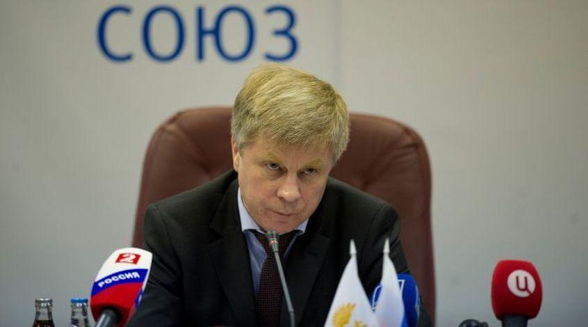 Николай Толстых покинул пост главы РФС