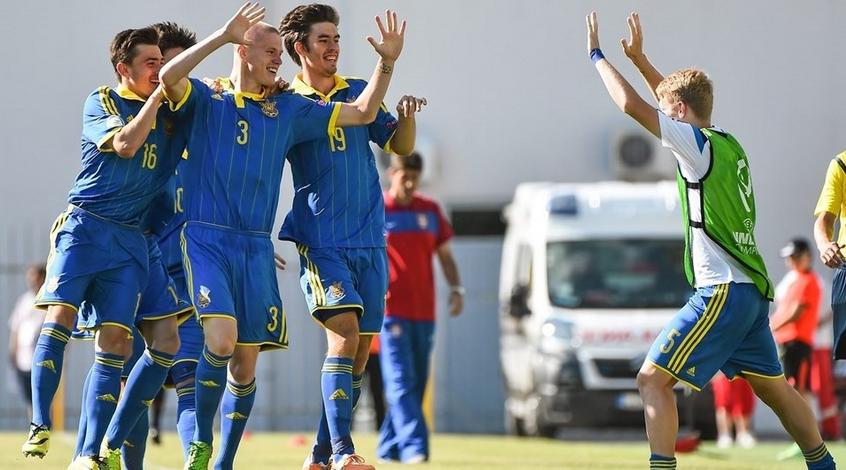 Жеребьевка элит-раунда Евро-2015 (U-19): Украина во второй корзине и не встретится с Россией