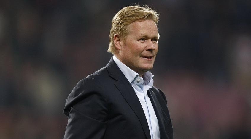 Рональд Куман допустил возможность вызова Робина ван Перси в сборную Голландии