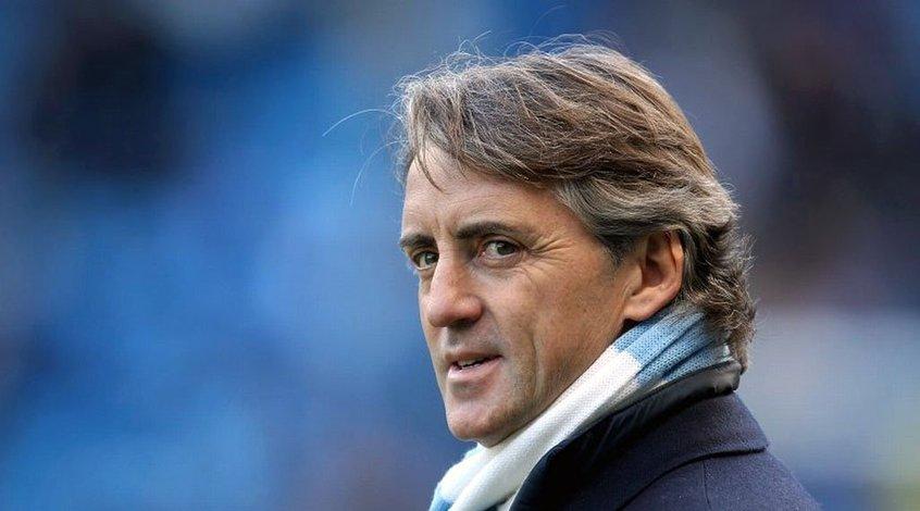 """Роберто Манчини: """"Главная проблема в том, что сборная Италии не забивает"""""""
