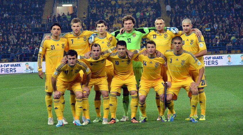 Сборная Испании в пять раз дороже сборной Украины