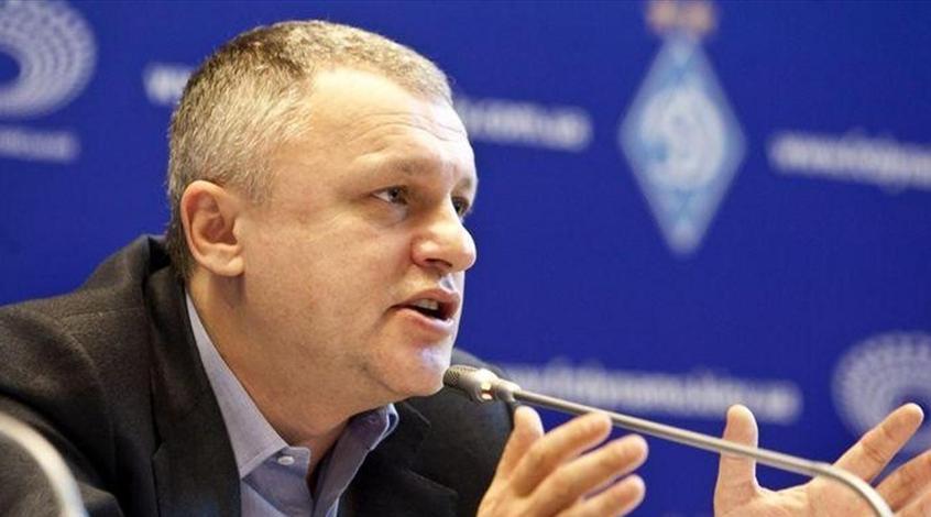 """Игорь Суркис: """"Апелляцию на решение УЕФА подавать не будем"""""""